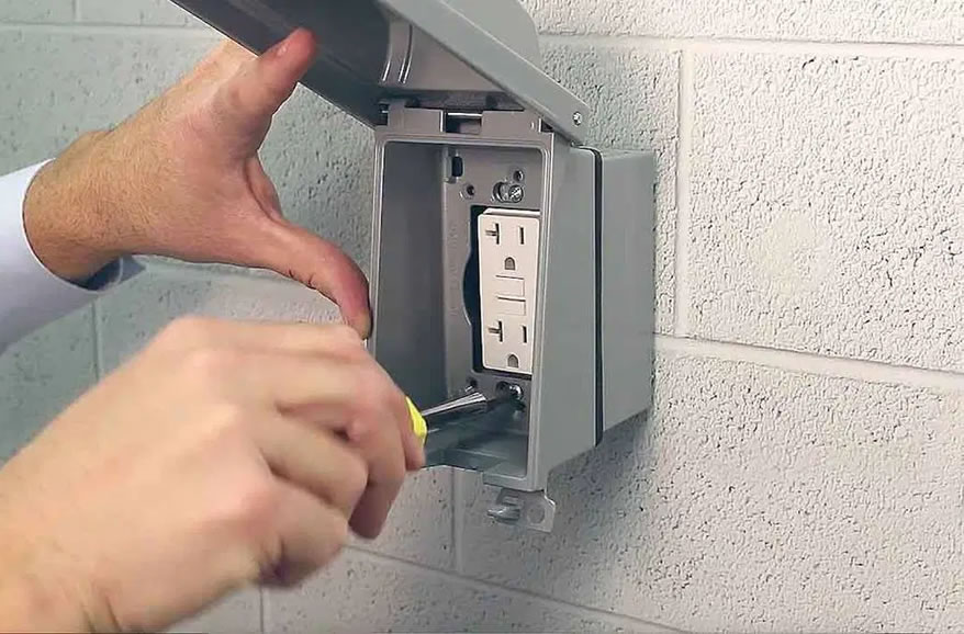 Making Outdoor Outlet Safety Simple