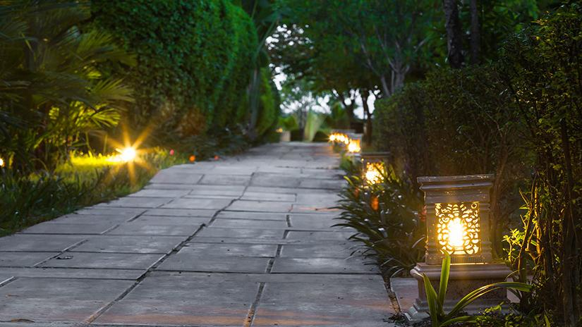 How to Install Landscape Lighting