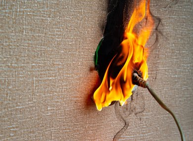 How to Prevent Electrical Fires