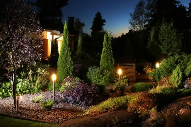 How to Fix Outdoor Lighting Problems